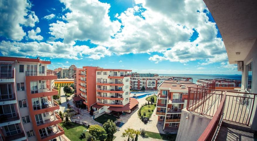 Privilege Fort Beach С4-250 (1 bed) - Elenite - Appartement