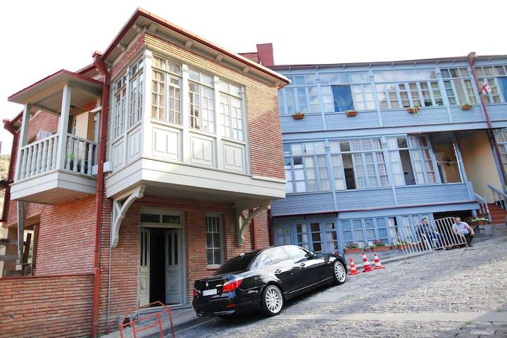 квартира в районе Старого Тбилиси
