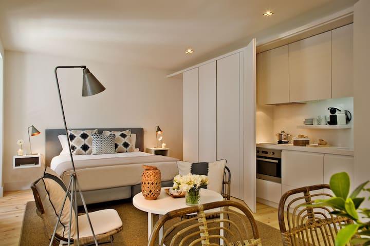 Lisbon Five Stars Combro 77- Studio Apartment - Lisboa - Departamento