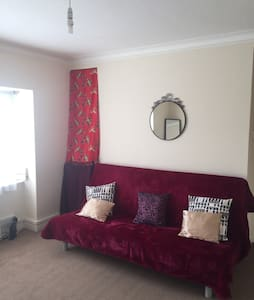 Large double bed sofa - Wembley