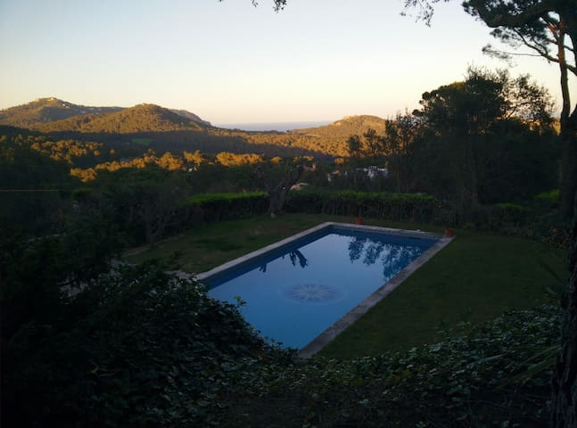 Espectacular Villa en Begur