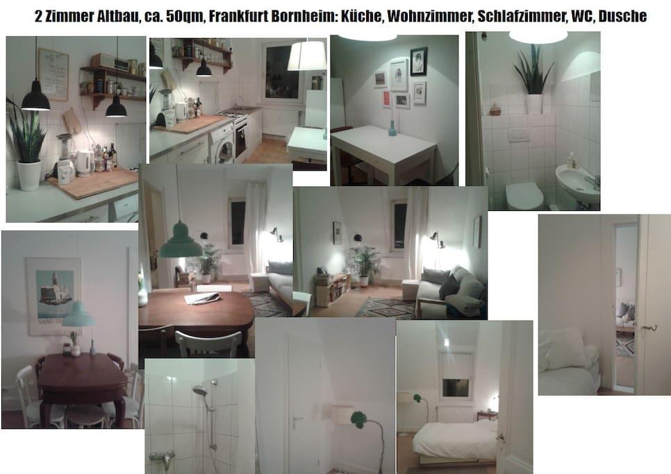 sch ne 2 zimmer wohnung buchmesse wohnungen zur miete in frankfurt hessen deutschland. Black Bedroom Furniture Sets. Home Design Ideas