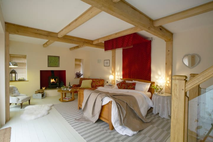 Abbots Lodge Bed and Breakfast - Wigmore - Penzion (B&B)