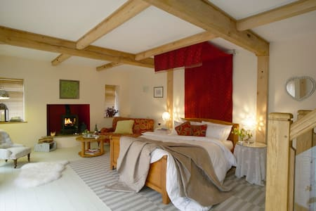 Abbots Lodge Bed and Breakfast - Wigmore - Wikt i opierunek