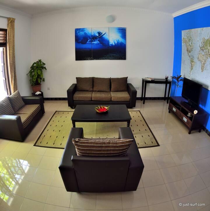 Entire Just Surf Villa - Himmafushi