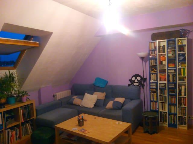 Pequeño estudio en C. Villalba - Collado Villalba - Lägenhet