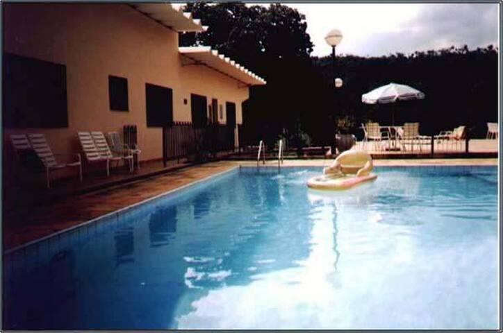 Sítio Grande- Santa Isabel -dia/fds - Santa Isabel - Cabaña