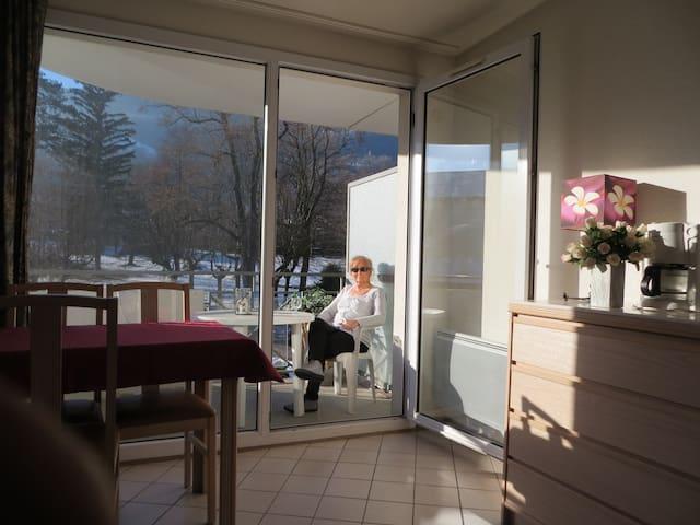 Vacances ski - Alpes - 4 pers - Allevard - Apartamento