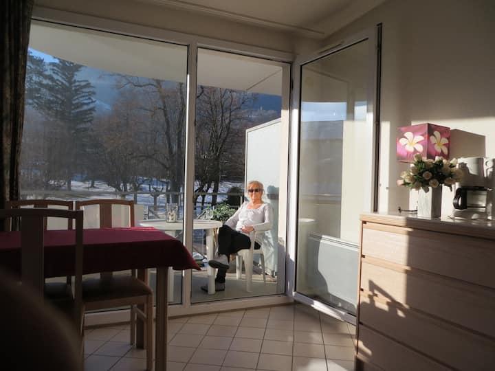 Vacances ski - Alpes - 4 pers