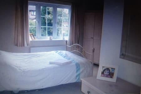 Bolton Double Ensuite Bedroom - Westhoughton