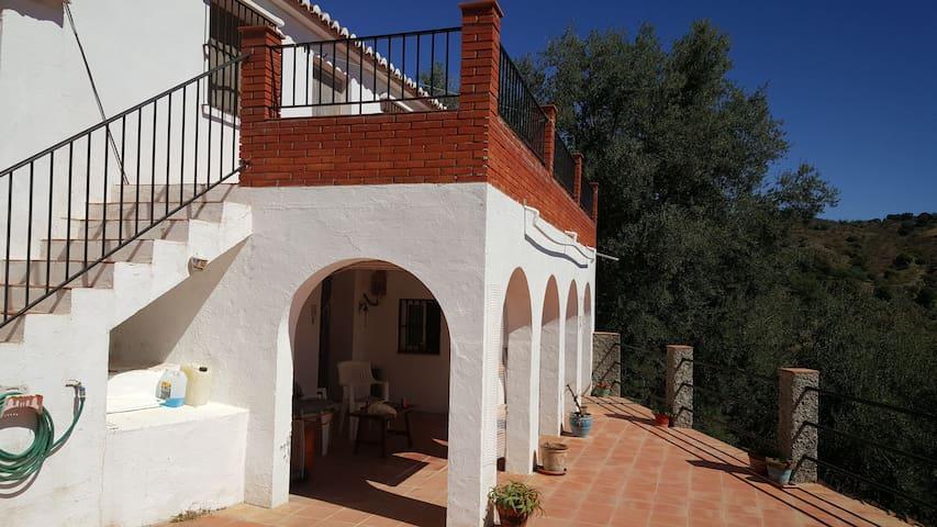 Andalucian Cortijo near Comares - Comares - House