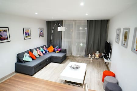 Boutique Apartment in L2A centre - Mont-de-Lans - Daire