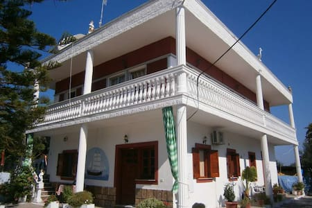 Cottage house escape (2-6 persons) - Neochori - Dom