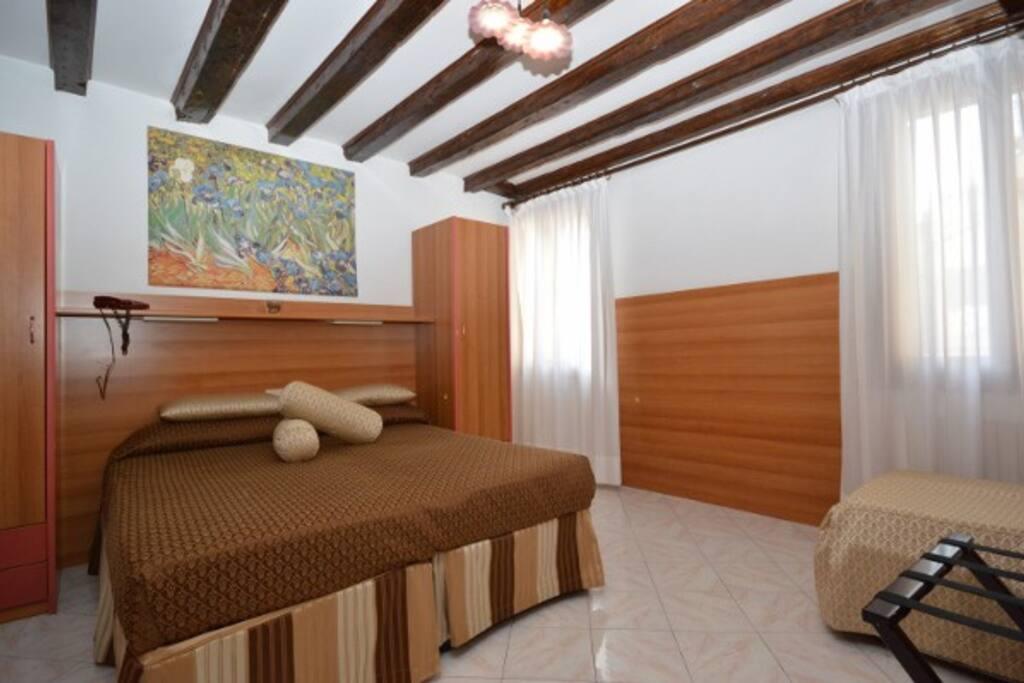 Altra immagine della stanza