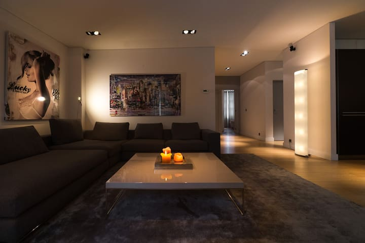 Upscale Loft with high services - Carouge - Loft