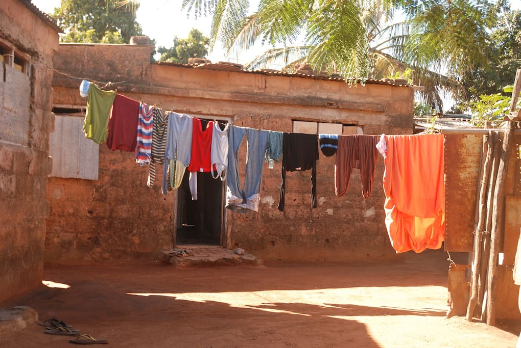 Backpackers for a real township experience