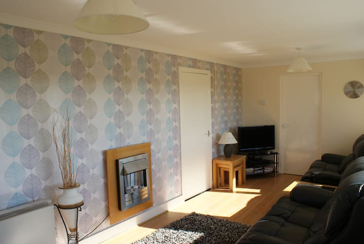 Lovely countryside bungalow on the Anglesey Coast - Llanfaethlu - Bungalo