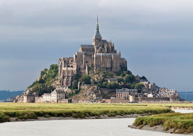 Superior room with private terrace. - Basse-Normandie - Bed & Breakfast