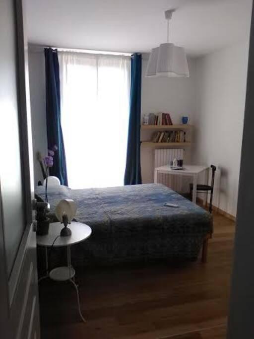 la stanza blu per due
