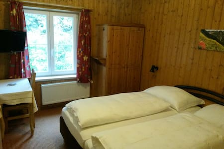 Room Nr. 6 at Gasthof Rose - Bed & Breakfast