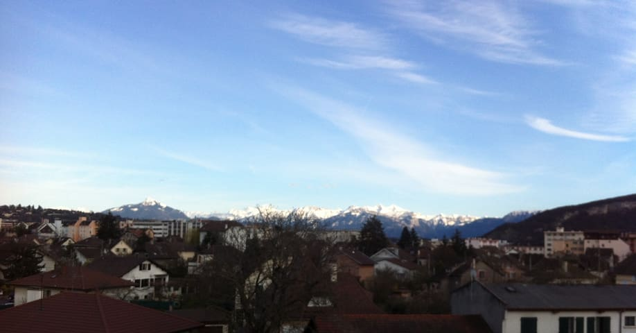 Few Minutes from Geneva, Nice View - Ambilly - Pis