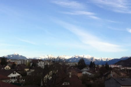 Few Minutes from Geneva, Nice View - Ambilly