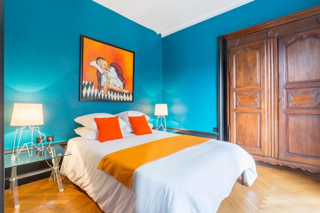 Logement de charme au coeur de lyon appartements louer for Appartement original lyon
