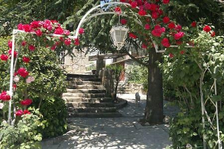 Preciosa casa de piedra - Hoyo de Manzanares - Chalé