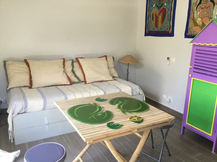 Cosy Sunny 1Bed Room apartment -  Le Gosier
