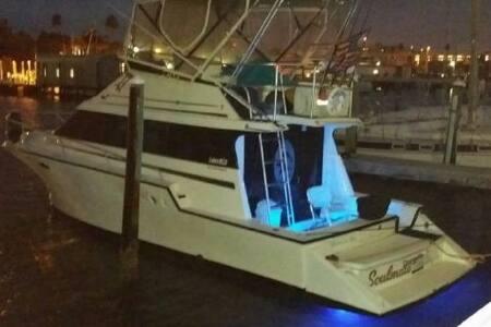 Stay the night floating on water - Daytona Beach - Boot