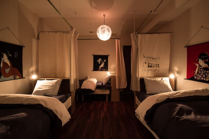 Dormitory of TA D2 (1ppl) - Takamatsu - Apartment