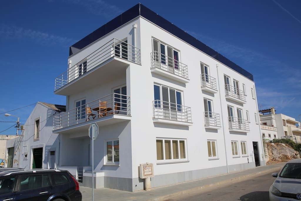 Exclusive 3-apartment house in the center of Tavira