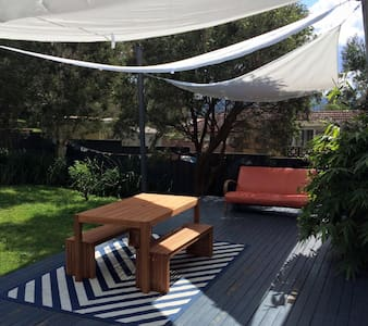 Garden view double room - Dapto