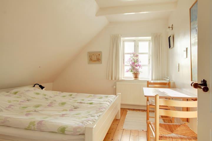 Idyllic Nykøbing Mors - room 1 - Nykøbing Mors - Bed & Breakfast