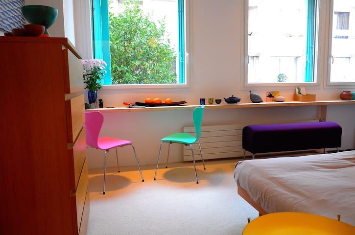 Studio 100% indépendant Rive Gauche