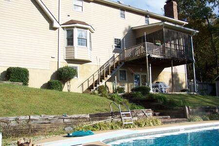 Ooltewah/ Collegedale TN apartment - Ooltewah