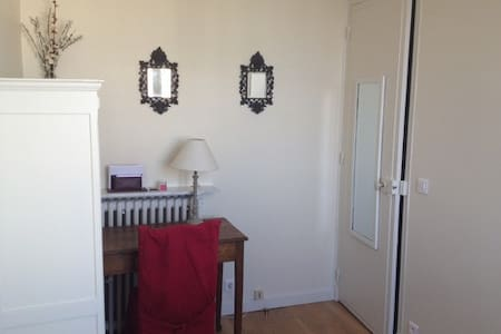 Private bed+shower SHARED apartment