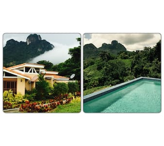 Beautiful mountain home in Panama - Lidice - Haus