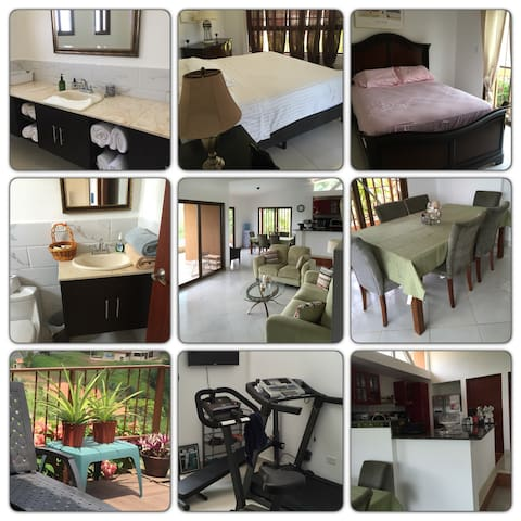 Beautiful mountain home in Panama - Lidice - Talo