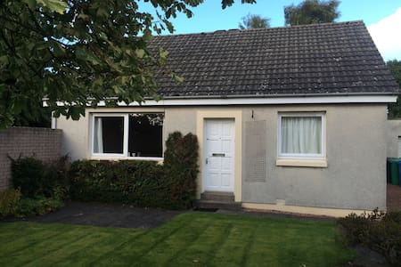 Scottish cottage-style home