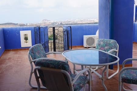 Bonito Ático duplex vistas a Bahía - Águilas