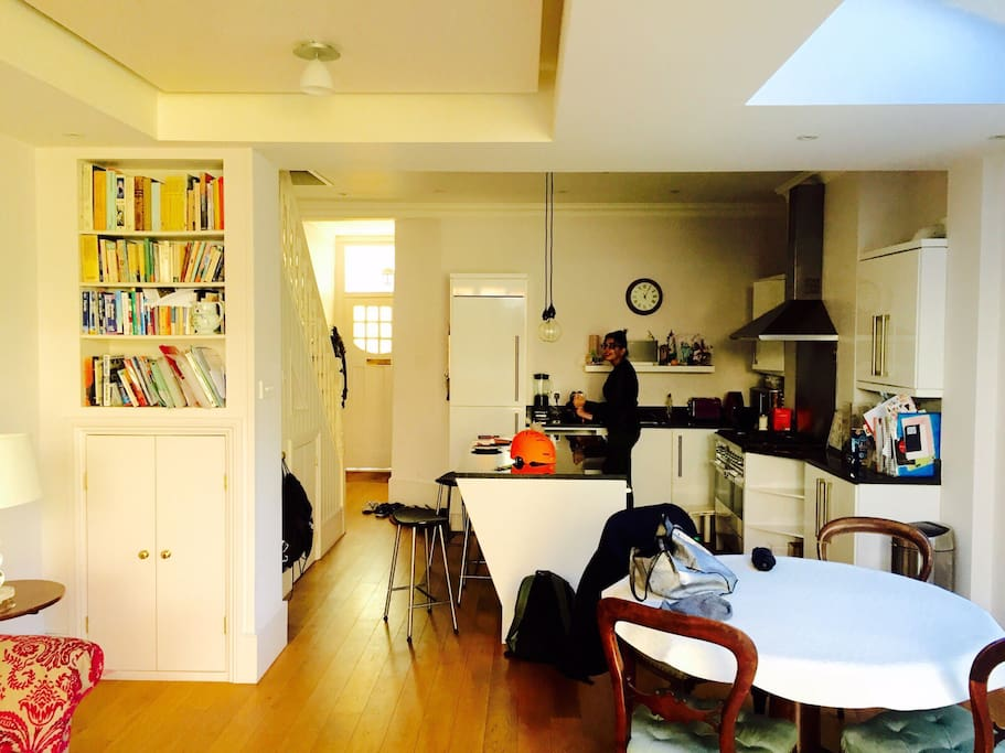 Double room,  LONDON.