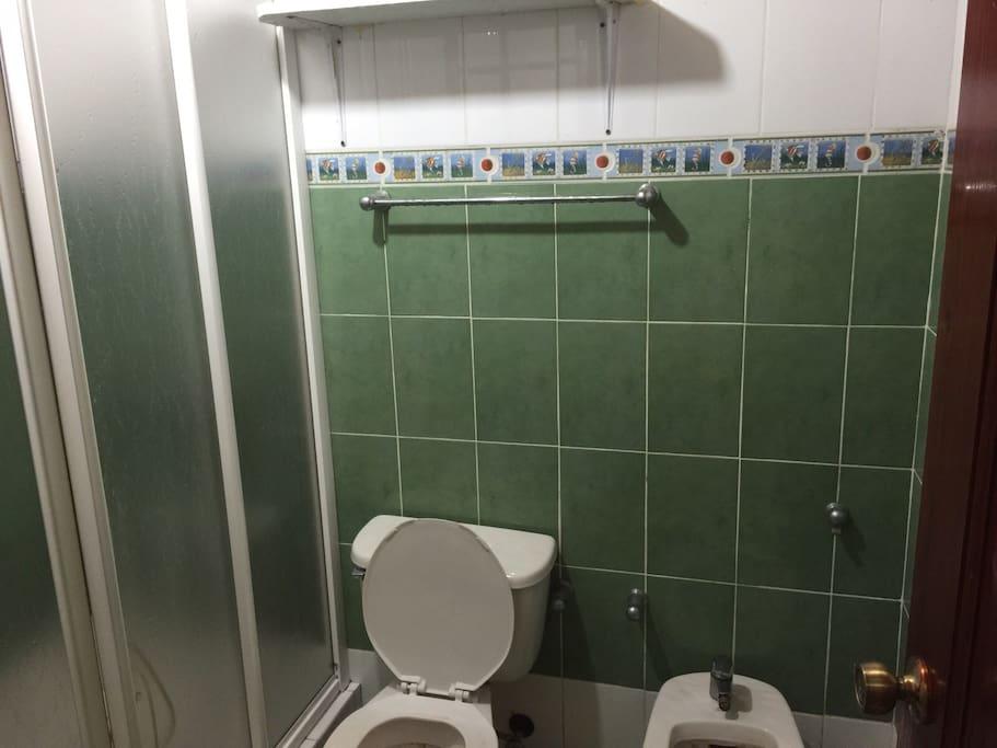 Baño de alta calidad