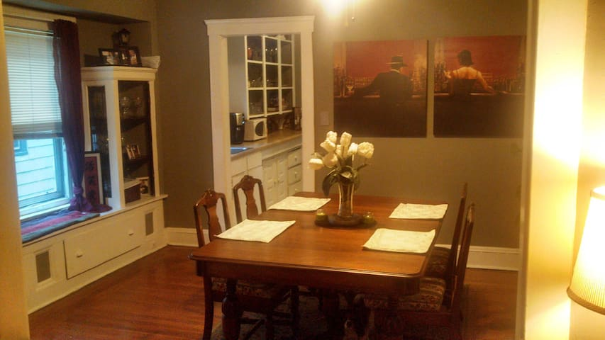 2Miles West of Downtown Cleveland - Cleveland - Appartement