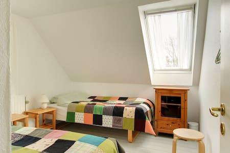 Idyllic Nykøbing Mors - room 3 - Nykøbing Mors - Bed & Breakfast