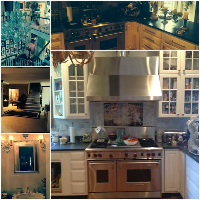 Updated Kitchen and Facilities