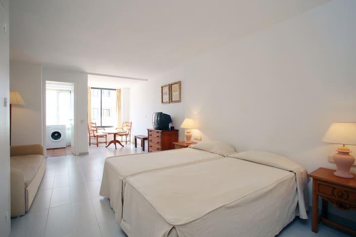 Estudio Loft Sotogrande,garaje, 202 - San Roque - Apartemen