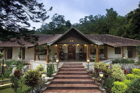 Old Kent Estates & Spa (Coorg) - Mercara