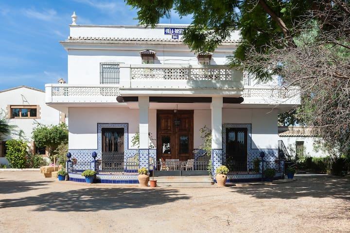 Villa Rosita - 1904 - Picanya - Byt