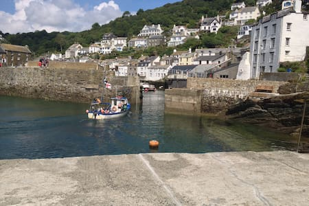 Traditional Fisherman's Cottage - Polperro - Casa